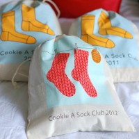 Sock Club Bags