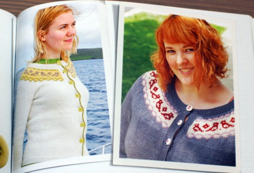 Chickadee sweaters