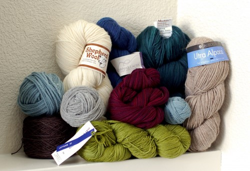 Collection yarn