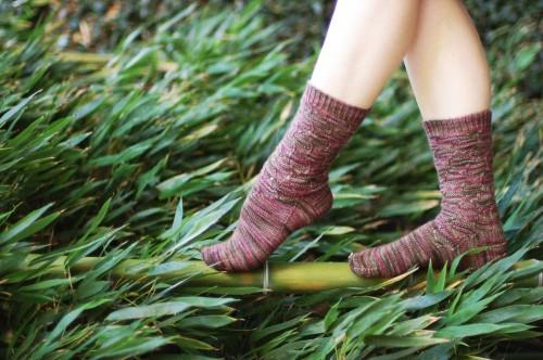 Rambutan bamboo walk